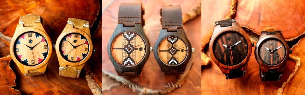 Relojes Etnicos Castor