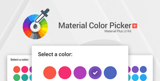 Material Color Picker Plus Features 1