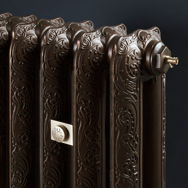 Rococo II 30 in. in Bronze 3