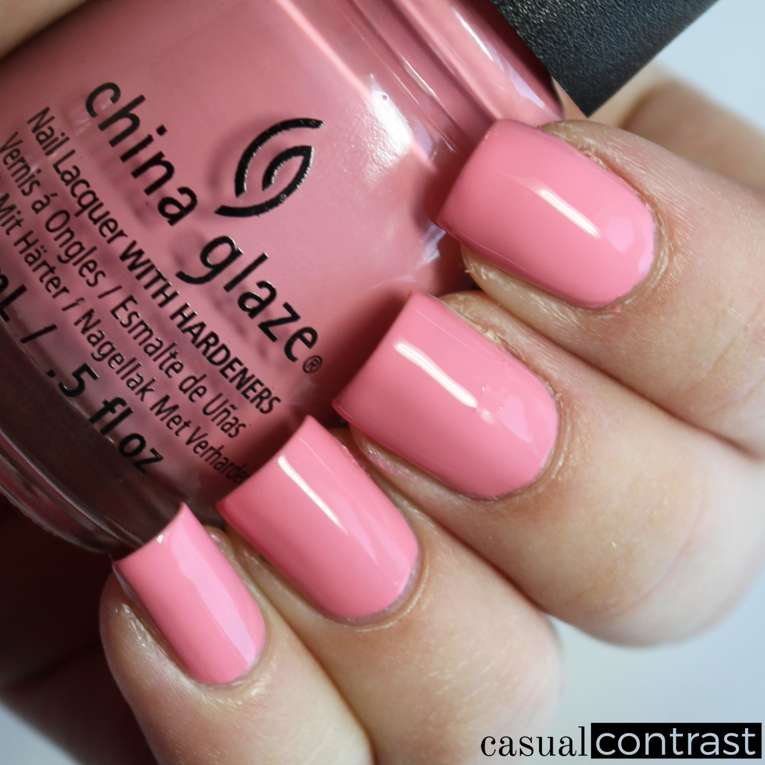 China Glaze Red Nail Polish: China Glaze House Of Colour Collection For Spring 2016