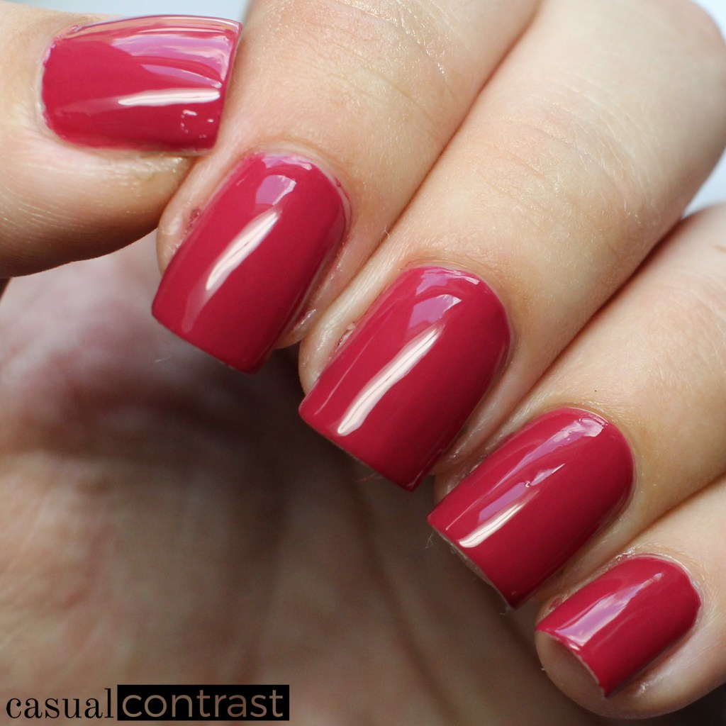 OPI Washington, D.C. Collection for Fall/Winter 2016: Swatches ...