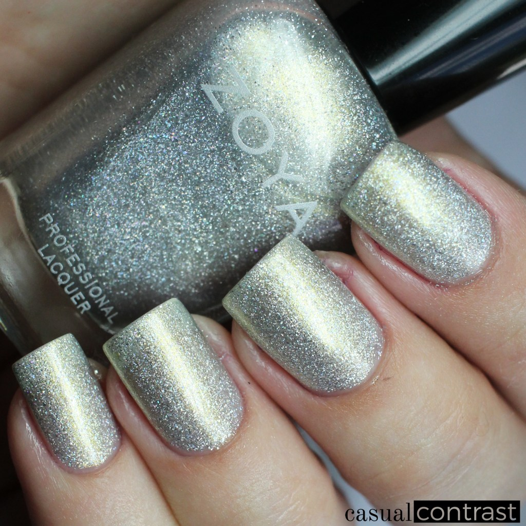 Zoya Alicia from the Zoya Urban Grunge Collection • Casual Contrast