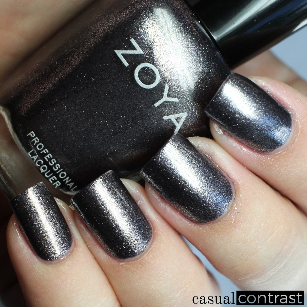 Zoya Troy from the Zoya Urban Grunge Collection • Casual Contrast