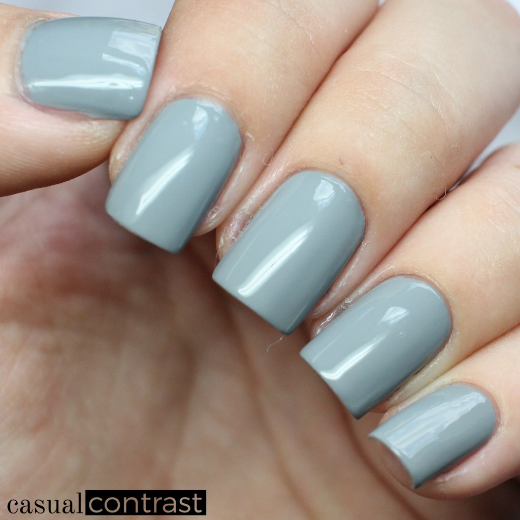 Zoya August from the Zoya Urban Grunge Collection • Casual Contrast