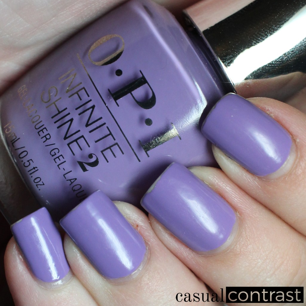 OPI Infinite Shine with ProStay Technology: Wear Test & Review ...
