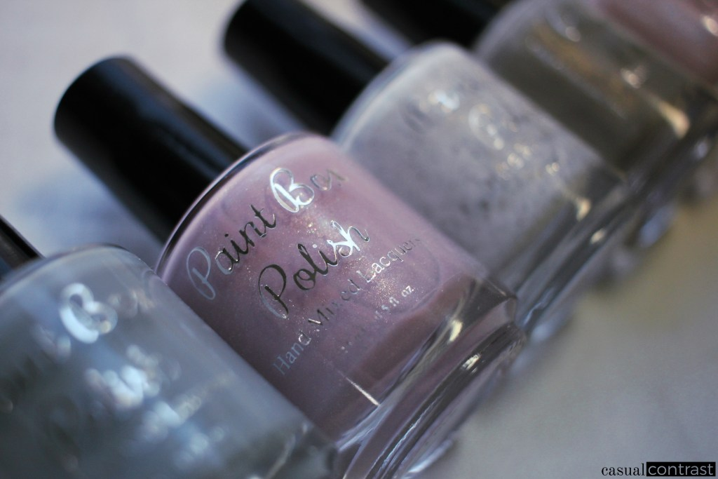 Paint Box Polish All You Need Is... Collection: Swatches & Review • Casual Contrast
