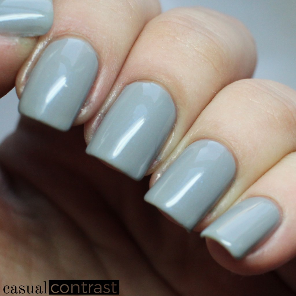 Paint Box Polish Calm from the All You Need Is... Collection: Swatches & Review • Casual Contrast