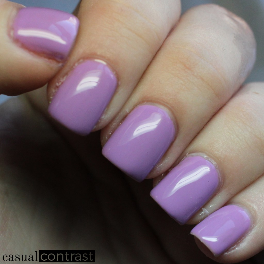 LeChat Coral Caress warm state - LeChat Perfect Match Mood Color Changing Gel Polish: Swatches & Review • Casual Contrast