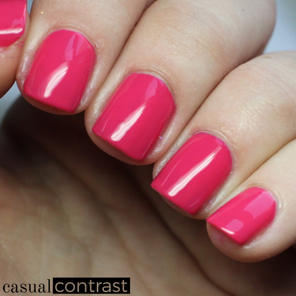 LVX Schiaparelli from the LVX Spring Summer 2017 Nail Lacquer Collection • Casual Contrast