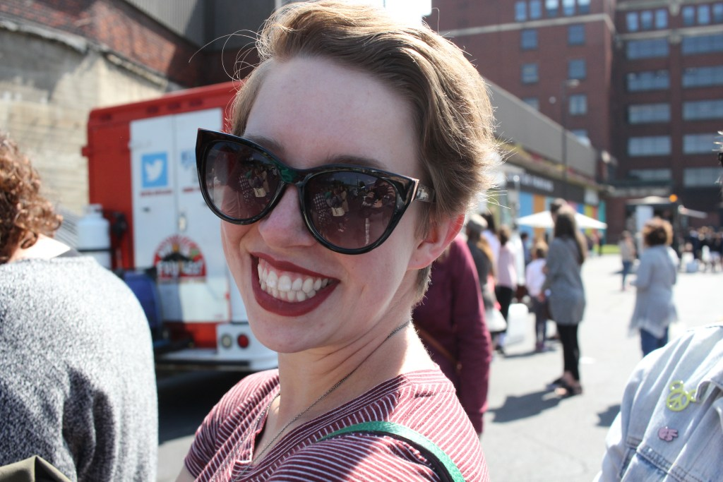 The September17 Cleveland Flea • Casual Contrast