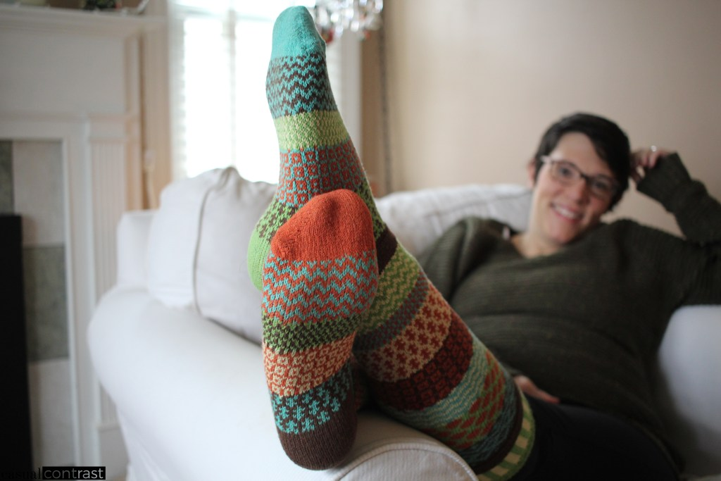 Quirky, Eco-Friendly & Giftable: Solmate Socks! • Casual Contrast