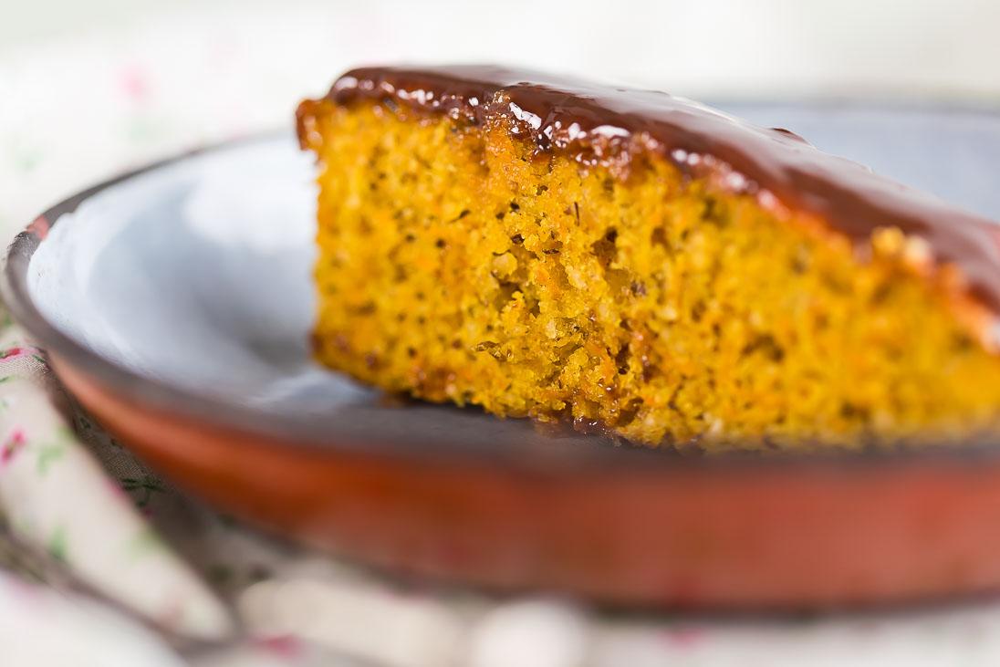 saftiger Karottenkuchen casual cooking österreichischer food blog