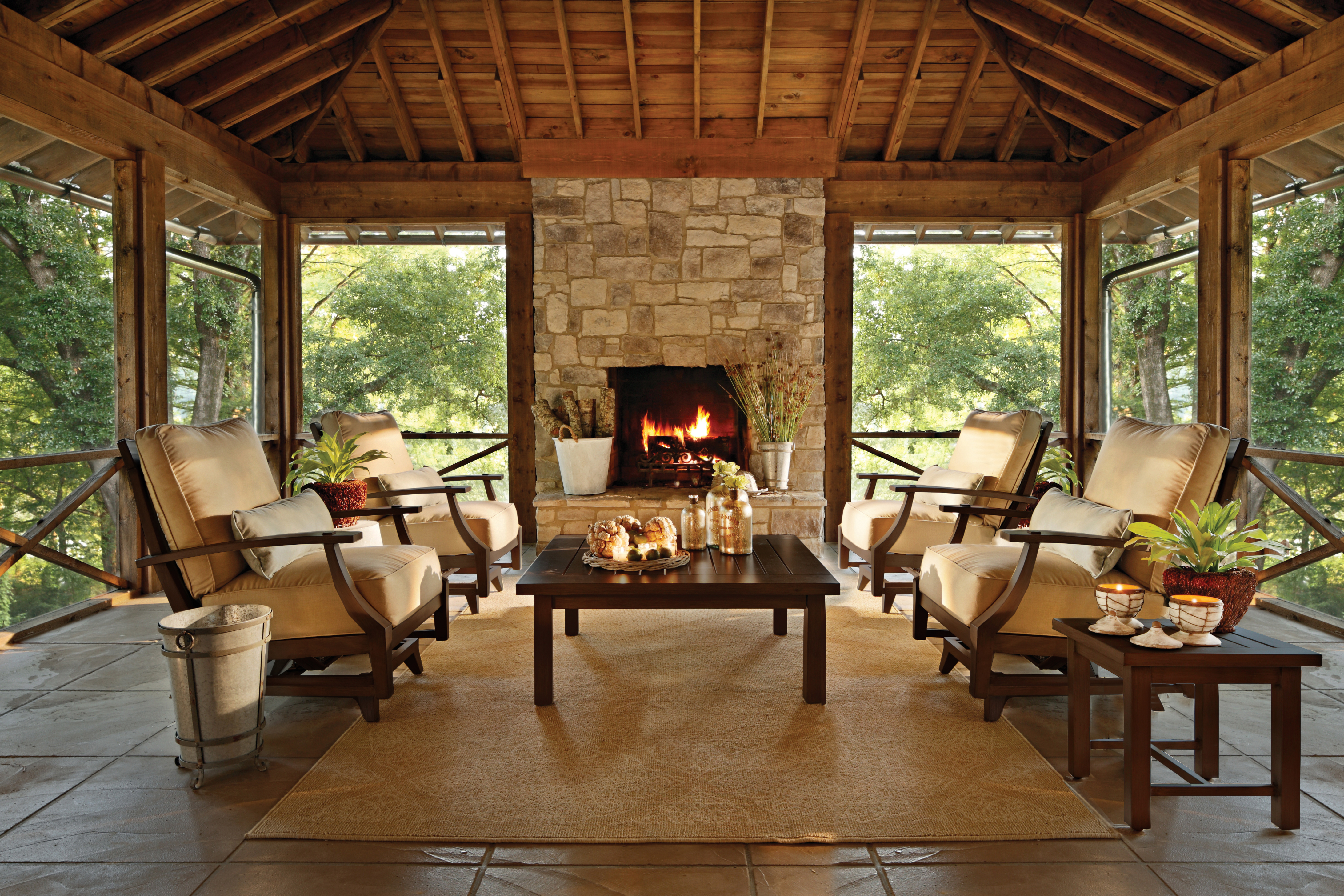 outdoor lighting options to make your