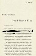 Dead Man's Float by Nicholas Maes; design by David Drummond (Vehicule Press September 2006)
