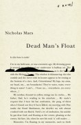 Dead Man's Float by Nicholas Maes; design by David Drummond (Vehicule Press September 2006)