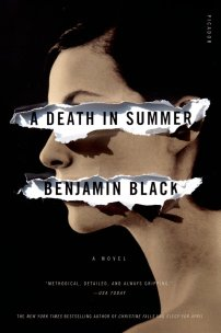 A Death in Summer by Benjamin Black; design by Keith Hayes (Picador March 2012)