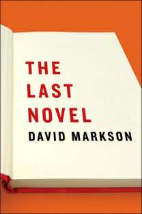 The Last Novel by David Markson; design by Kimberly Glyder (Counterpoint, March 2007)