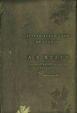 Little Black Book of Stories by A. S. Byatt; design by Gabriele Wilson (Knopf, April 2004)