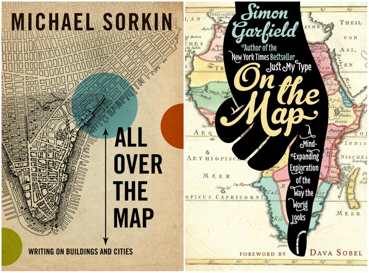 Maps on book covers the casual optimist maps gumiabroncs Gallery