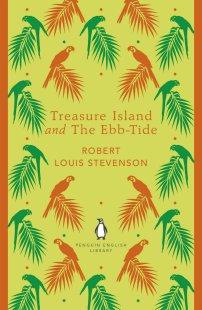 Treasure Island by Robert Louis-Stevenson; illustration by Coralie Bickford-Smith; series design by Coralie Bickford-Smith (Penguin)