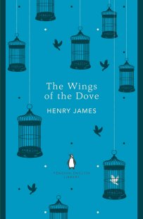 The Wings of the Dove by Henry James; series design by Coralie Bickford-Smith (Penguin)