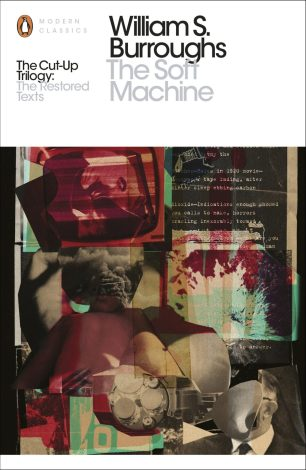 The Son Machine by William Burroughs; cover art by Julian House (Penguin Classics 2014)