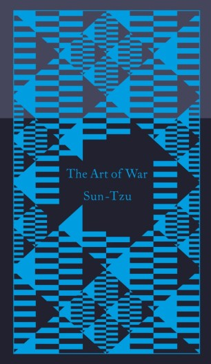The Art of War by Sun-Tzu; design by Coralie Bickford-Smith (Penguin Classics 2014)