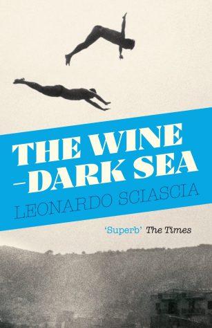 The Wine-Dark Sea by Leonardo Sciascia; design by Dan Mogford (Granta / 2014)