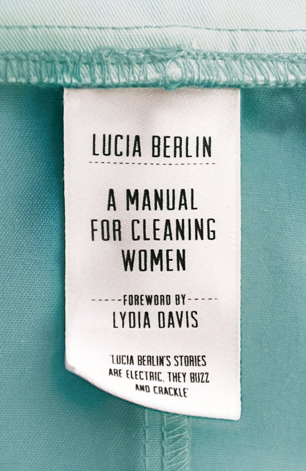 A Manual for Cleaning Women design Justine Anweiler