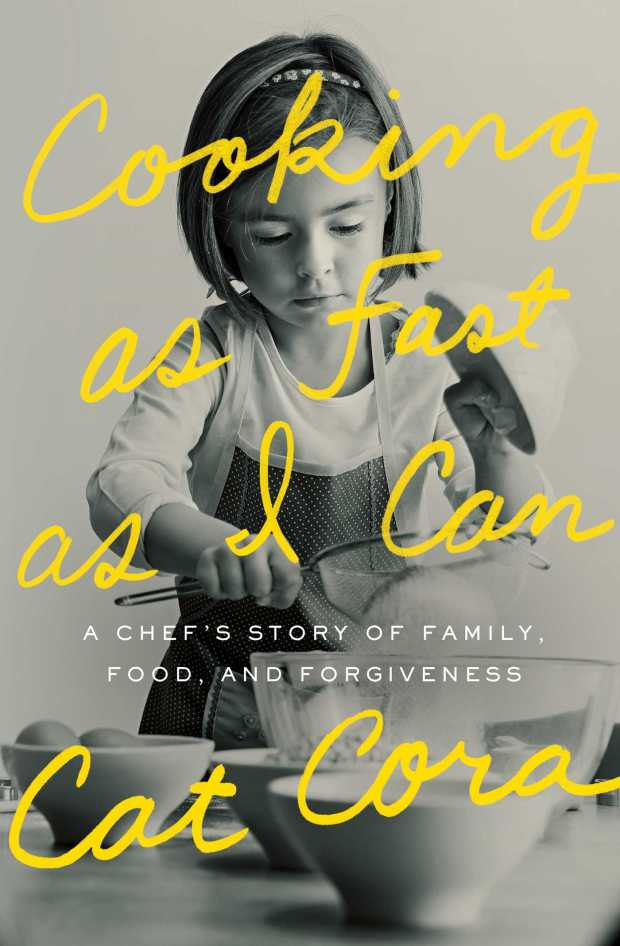 Cooking as Fast as I Can design Janet Hansen