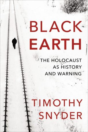 Black Earth by Timothy Snyder (UK); design by Suzanne Dean; photograph Alex Majoli / picture research Lily Richards (The Bodley Head / September 2015)