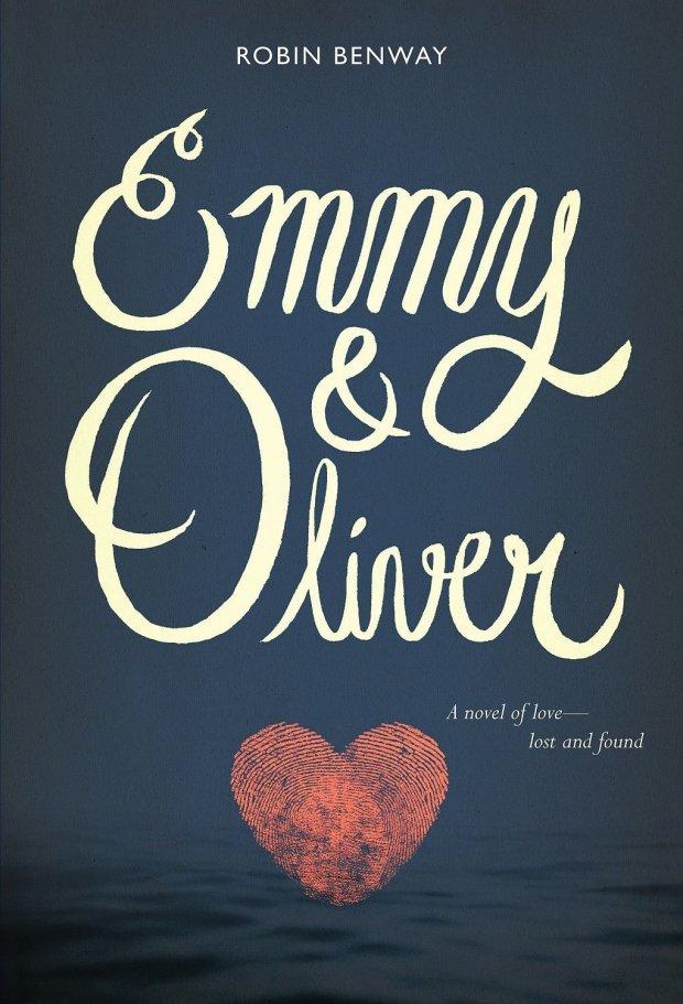 Emmy and Oliver design Sarah Nichole Kaufman illustration Matthew Allen