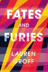 Fates and Furies by Lauren Groff; design by Suzanne Dean (William Heinemann / September 2015)