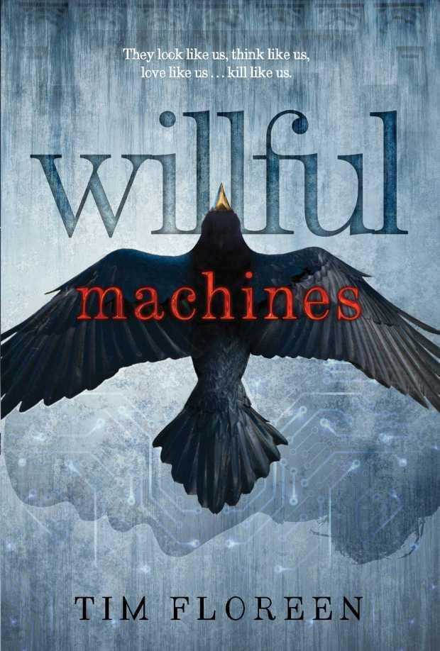 Willful Machines design Dan Potash