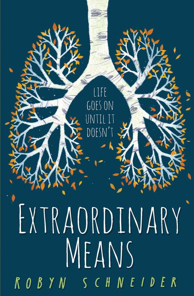 Extraordinary Means cover art by Julie McLaughlin