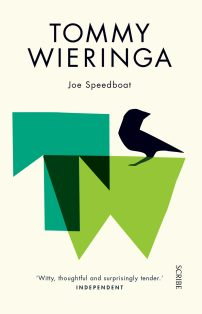 Joe Speedboat design Jenny Grigg