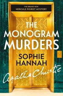 Monogram Murders design Heike Schussler