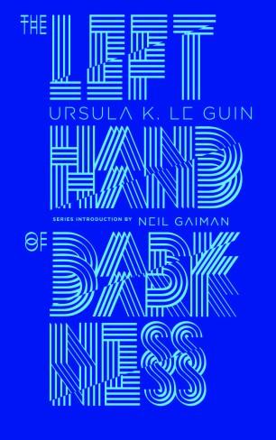 Left Hand of Darkness design Alex Trochut