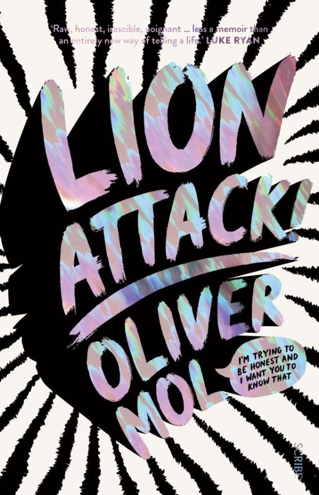 Lion-Attack design Allison Colpoys