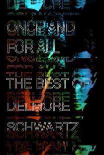Once and for All by Delmore Schwartz; design Erik Carter (New Directions / May 2016)