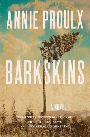 Barkskins by Annie Proulx; design Jaya Miceli (Scribner / June 2016)