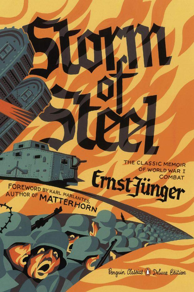 storm of steel design Neil Gower