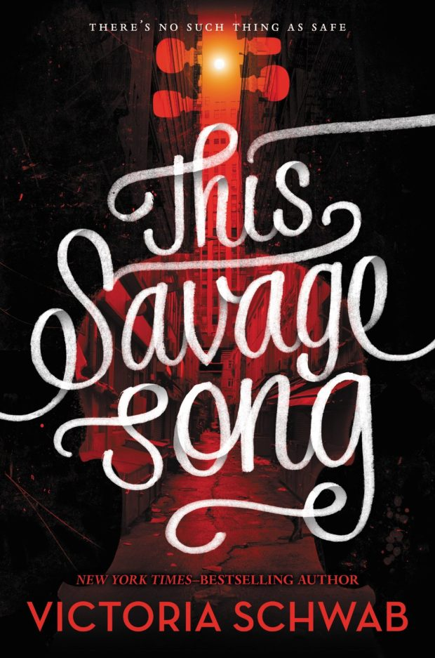 This Savage Song design Jenna Stempel