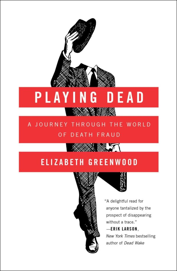 playing dead design Alison Forner