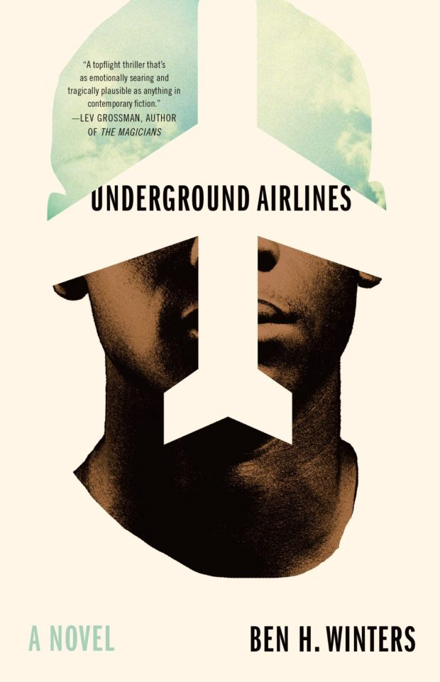 Underground Airlines design Oliver Munday