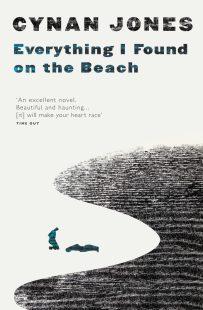 Everything I Found on the Beach by Cynan Jones; design Jenny Grigg