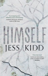 Himself by Jess Kidd; design by Pete Adlington (Canongate / October 2016)