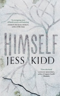 Himself by Jess Kidd; design by Pete Adlington (Canongate / October 2016)
