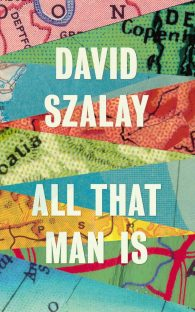All That Man Is by David Szalay; design by Suzanne Dean; illustration by Nick White (Jonathan Cape / May 2016)