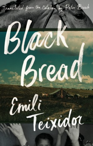 Black Bread by Emili Teixidor ; design by Na Kim (Biblioasis / August 2016)